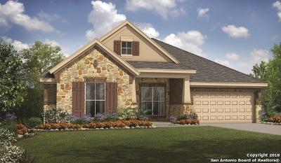 Boerne Single Family Home New: 118 Escalera Circle