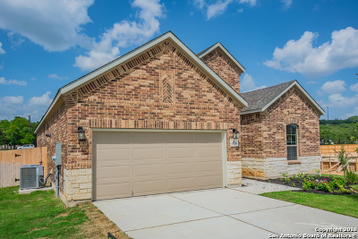 Bexar County Single Family Home Price Change: 15726 La Subida