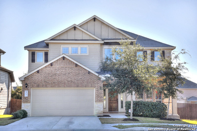 Cibolo Single Family Home For Sale: 105 Highland Pl
