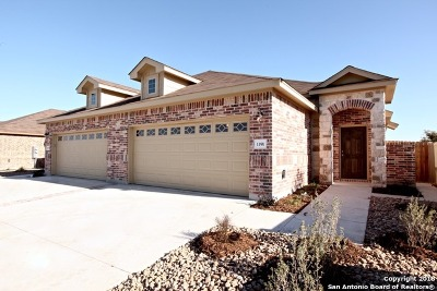 New Braunfels Multi Family Home Price Change: 2219 & 2221 Avery Village