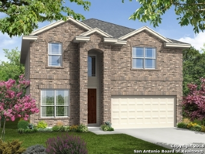 Cibolo Single Family Home New: 221 Prairie Vista