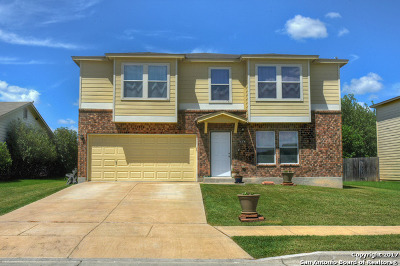 New Braunfels Single Family Home New: 658 Crosspoint Dr