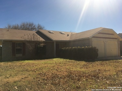 Converse Single Family Home New: 8018 Pioneer Oak