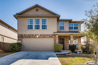 Cibolo Single Family Home New: 229 Arcadia Pl