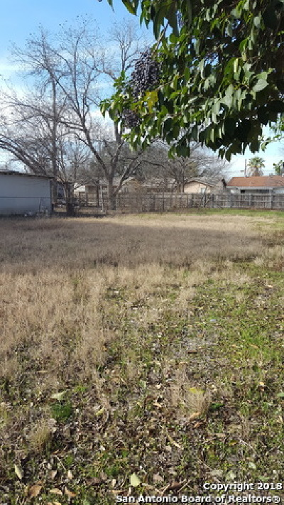 Universal City Residential Lots & Land For Sale: 514 W Byrd Blvd