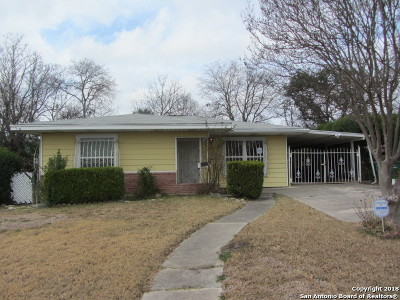 Single Family Home For Sale: 319 Woley Dr.