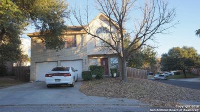 Converse Single Family Home New: 7702 Plainsman