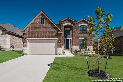 Boerne Single Family Home New: 27322 Camellia Trace