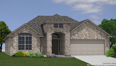 Boerne Single Family Home New: 27402 Camellia Trace