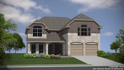 Boerne Single Family Home New: 27414 Camellia Trace