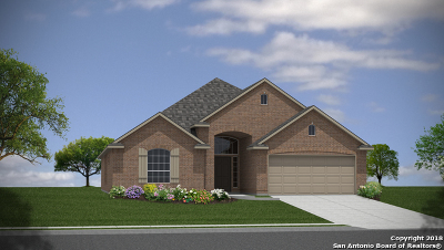 Boerne Single Family Home New: 27418 Camellia Trace