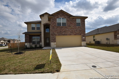 Cibolo Single Family Home For Sale: 424 Dean Chase