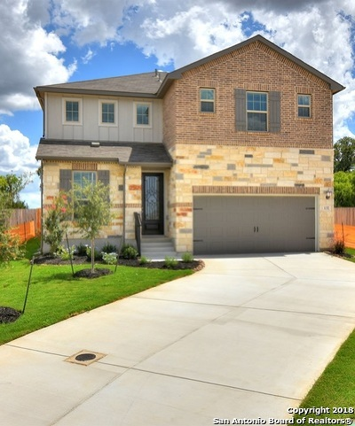 Boerne Single Family Home Price Change: 132 Abbeydell