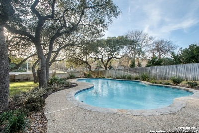Schertz Single Family Home For Sale: 421 Twin Point Crk