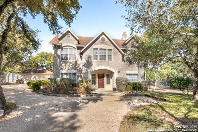 Boerne Single Family Home New: 9833 Dos Cerros Dr