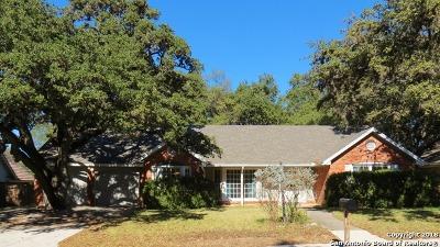 San Antonio TX Single Family Home Back on Market: $258,500