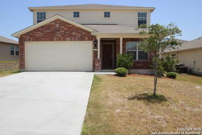 Schertz Single Family Home New: 5437 Storm King
