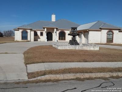 Single Family Home New: 8303 Quail Fld