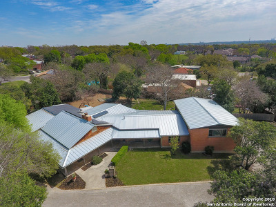 Castle Hills Single Family Home Price Change: 222 Herweck Dr