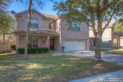 Schertz Single Family Home New: 3432 Dartmouth Cv