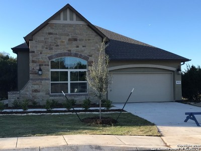Single Family Home For Sale: 28121 Bass Knoll