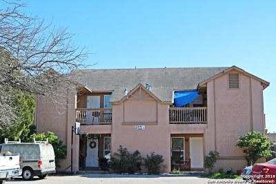 San Antonio Multi Family Home Back on Market: 5225 Meadow Fld