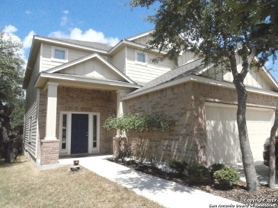 San Antonio Single Family Home For Sale: 423 Unicorn Rnch