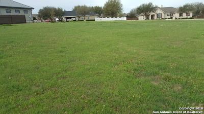La Vernia Residential Lots & Land For Sale: Lot 11 Silverado St