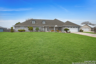 New Braunfels Single Family Home New: 126 Sky Country Dr