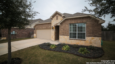 Boerne Single Family Home Back on Market: 7607 Cielo Cv