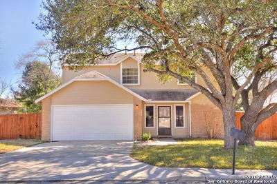 San Antonio Single Family Home Back on Market: 12218 Ridge Summit St