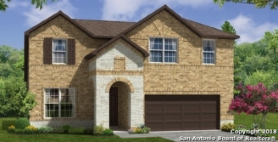 Guadalupe County Single Family Home New: 233 Heavenly Vw