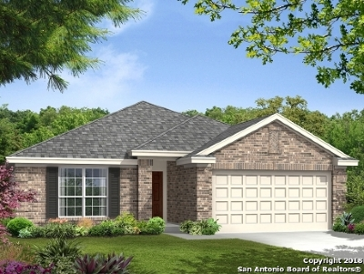 Cibolo Single Family Home Price Change: 213 Heavenly Vw