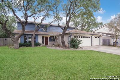 San Antonio Single Family Home New: 2134 Oak Peak