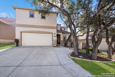 Boerne Single Family Home New: 8730 Gelvani Grove