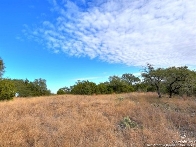 Comal County Residential Lots & Land For Sale: 26919 Rocky Rim