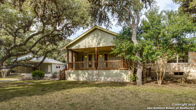 Boerne Single Family Home New: 220 North St