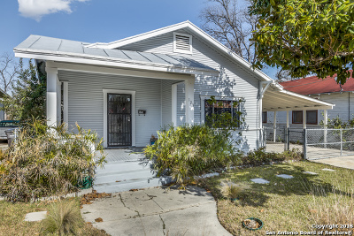 Single Family Home Price Change: 123 Saint Francis Ave