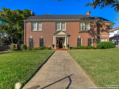 Single Family Home For Sale: 125 W Gramercy Pl