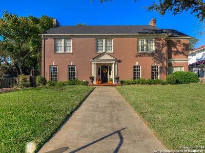 Monte Vista Single Family Home For Sale: 125 W Gramercy Pl