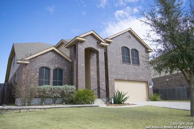 Cibolo Single Family Home New: 242 Ridge Blf