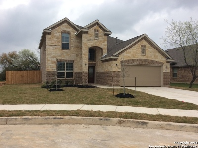 Schertz Single Family Home For Sale: 10411 Monicas Creek