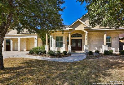 Boerne TX Single Family Home Sold: $435,000
