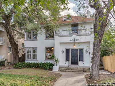 Monte Vista Single Family Home For Sale: 334 W Mistletoe Ave