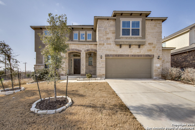 San Antonio Single Family Home For Sale: 8923 Monument Parke