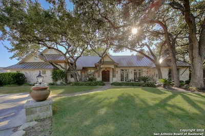 Boerne TX Single Family Home New: $1,300,000