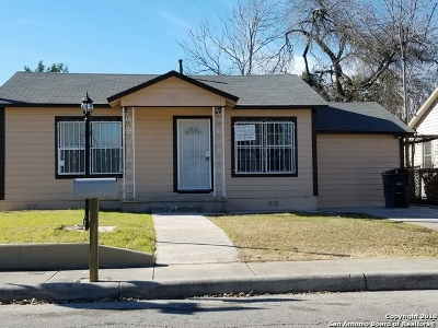 Bexar County Single Family Home For Sale: 159 Ricardo St