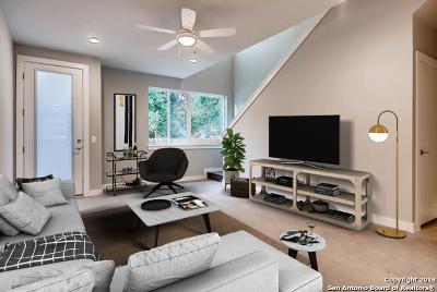 San Antonio Single Family Home New: 330 Clay St #32