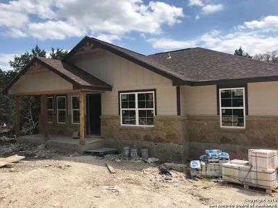 Spring Branch Single Family Home For Sale: 1530 Bob White