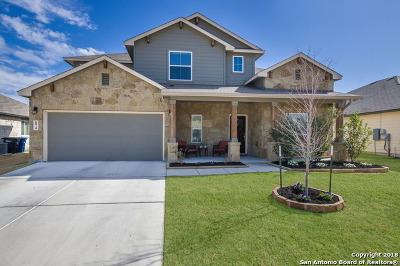 New Braunfels Single Family Home New: 874 Cypress Ml